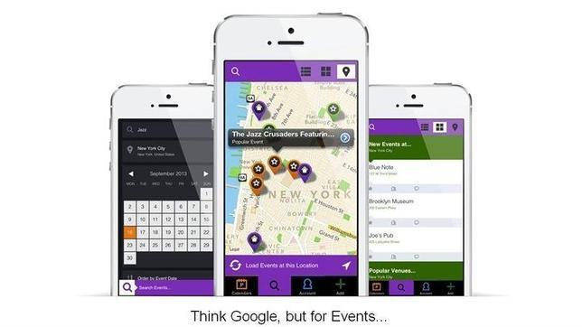 Herramientas para eventos: CalendApp, el Google de los eventos