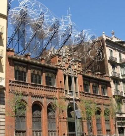 La Fundación Antoni Tàpies, nuevo espacio para eventos